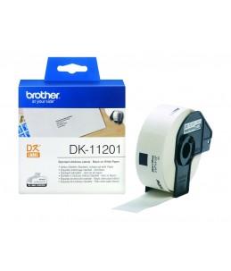 Brother DK-11201 - étiquettes adresses - 400 étiquette(s) - 29 x 90 mm