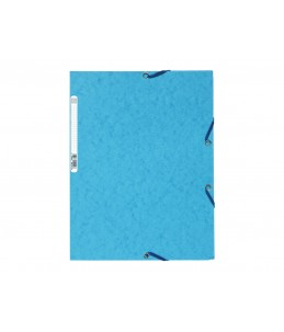 Exacompta Nature Future - chemise à 3 rabats - Turquoise