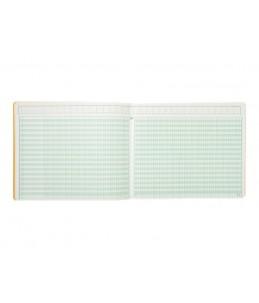 Exacompta - Piqûre comptable à tête paresseuse - 30 colonnes - 270 x 320 mm - paysage