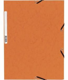 Exacompta Nature Future - chemise à 3 rabats - Orange