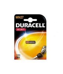 Duracell Security MN27 - batterie - Alcaline