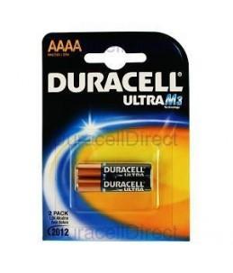 Duracell LR8D425 - batterie 2 x AAAA Alcaline