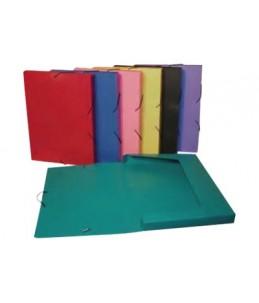 Viquel - Chemise à 3 rabats - Dos 30 cm - couleurs assorties