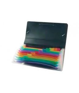 Viquel Rainbow Class - Trieur - 12 positions - 260 x 130 mm