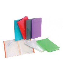 Viquel Propyglass - Porte vues - 80 vues - A4 - disponible dans différentes couleurs
