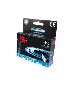 Epson T0612 Ourson - compatible UPrint E.61C - cyan - cartouche d'encre