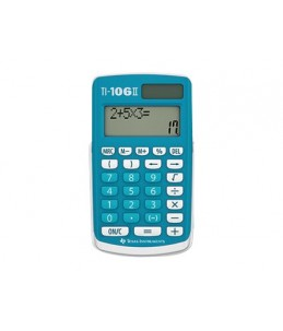 Texas Instruments TI-106 II - calculatrice de poche