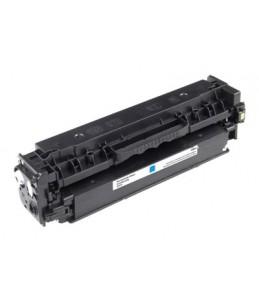 HP 411A - compatible UPrint H.410AC - cyan - cartouche laser