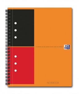 Oxford International A5+ - Cahier - 160 pages - réglé