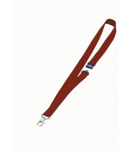 DURABLE - 10 Lacets pour badge - Rouge