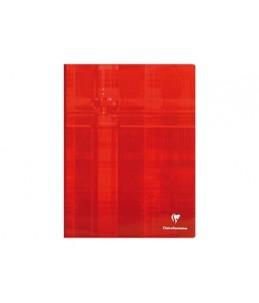 Clairefontaine - Cahier - 24 x 32 cm - 288 pages - Grands carreaux - carton comprimé