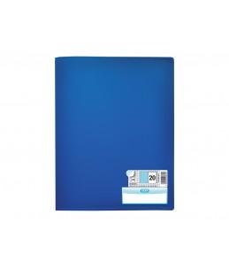 ELBA memphis Tradition - Porte vues - 40 vues - A4 - disponible dans différentes couleurs
