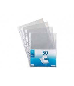 Viquel - 50 Pochettes perforées - A4 Maxi