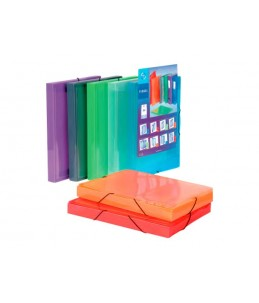 Viquel Propyglass - Chemise à 3 rabats - personnalisable - couleurs assorties