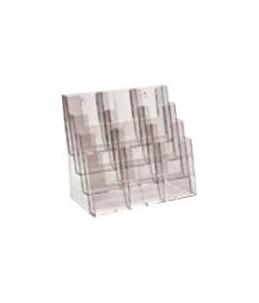 PROMOCOME PLV - présentoir brochures - multiformat - pour A4, A5, 1/3 A4