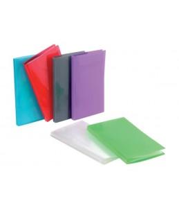 Viquel Propyglass - Porte vues - 40 vues - A4 - disponible dans différentes couleurs