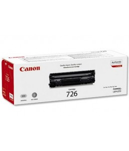 Canon CRG-726 - noir - toner d'origine - cartouche laser