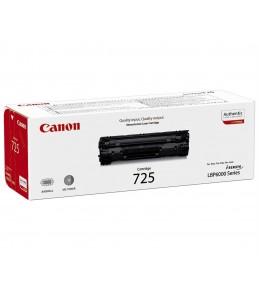 Canon CRG-725 - noir - toner d'origine - cartouche laser
