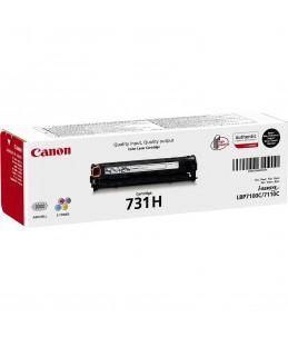 Canon 731H - noir - toner d'origine - cartouche laser