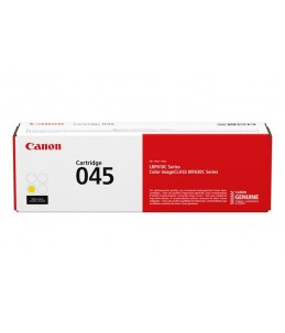 Canon 045 - jaune - toner d'origine - cartouche laser