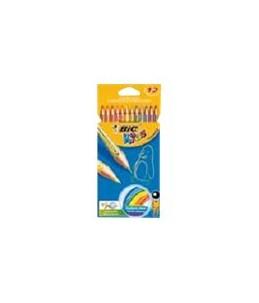 BIC KiDS Tropicolors 2 - 12 Crayon de couleur