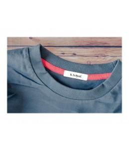 Avery - 36 Étiquettes Vêtements Blanches - 45 x 13mm
