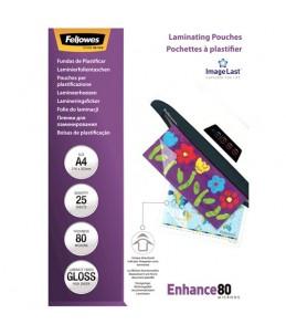Fellowes ImageLast - pack de 25 - brillant - A4 - pochettes plastifiées