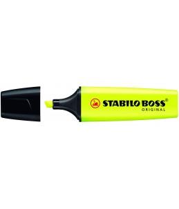 Stabilo BOSS ORIGINAL - surligneur - jaune