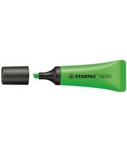 Stabilo NEON - surligneur - vert