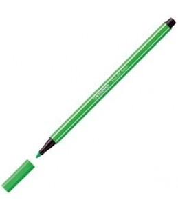 Stabilo Pen 68 - feutre - Vert fluo