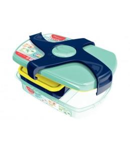 Maped Picnik Concept - conteneur pour aliments - bleu - 1.78 L
