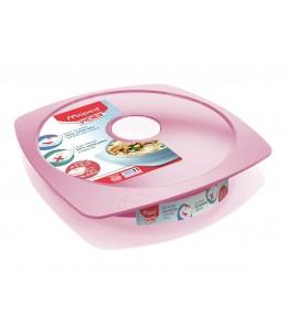Maped Picnik Concept Adult - conteneur pour aliments - rose doux