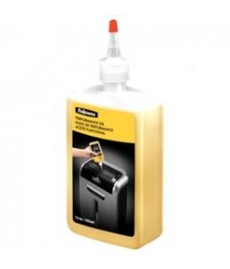 Fellowes - Huile de nettoyage   lubrifiant pour destructeur coupe croisée - 350 ml