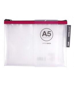 ZIPPER BAG A5 - APLI