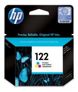 Cartouche HP 122 Tri-color