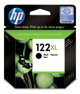 Cartouche HP 122XL Noir