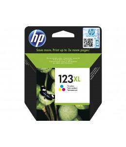 Cartouche HP 123XL Tri-color - 330 pages