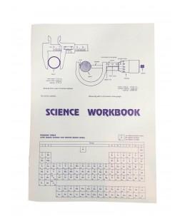 Cahier de Science A4