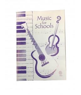 Cahier de Musique A4