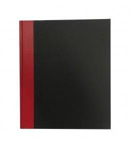 Cahier ligné de 200 pages - 15.5 x 20 cm