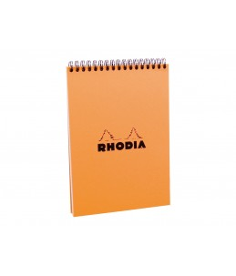 RHODIA CLASSIC SMALL OFFICE - Bloc notes - A5 -  80 pages - quadrillé - 5x5 - spirales