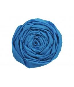 Clairefontaine Premium - Papier crépon - Rouleau (50 cm x 2,5 m) - bleu pétrole - 40 g/m²