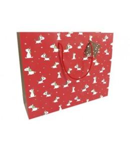 Clairefontaine Excellia Christmas Sunrise - sac cadeau
