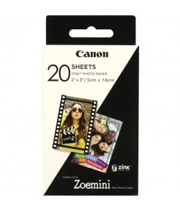 Canon ZP-2030 - papier photo - 20 feuille(s)