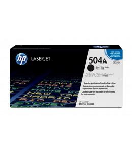 HP 504A - noir - cartouche laser d'origine