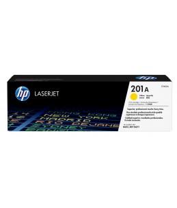 HP 201A - jaune - cartouche laser d'origine
