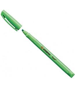 Surligneur Vert - Stabilo Flash