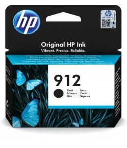Cartouche 912 noire  - HP
