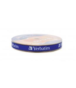Pack de 10 DVD-R 4.7 GB - Verbatim