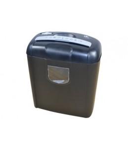 UP-Office UOD 506 - destructeur de documents coupe croisée - réservoir 11L